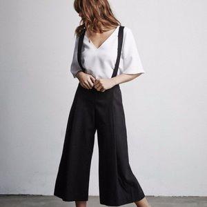 Pants - Vetta Wide Leg Crop Pant